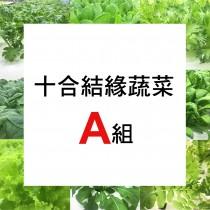十合結緣蔬菜A 組