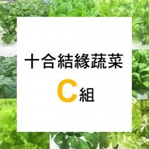 十合結緣蔬菜C 組